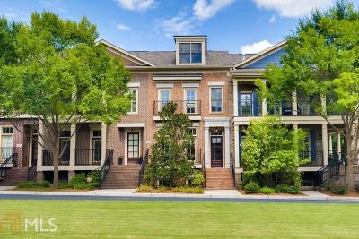 Atlanta Condo/Townhouse New: 803 Creekgarden Court