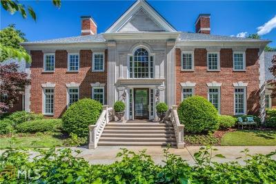 Atlanta Single Family Home New: 635 Mount Vernon Highway