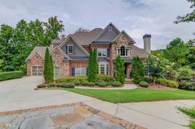 Suwanee Single Family Home For Sale: 5011 Grimsby Cv