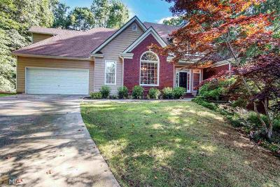 Flowery Branch Single Family Home For Sale: 6044 Bateau