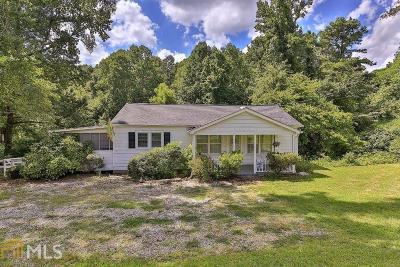 Roswell Single Family Home For Sale: 9320 Coleman Rd