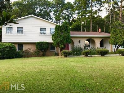Smyrna Single Family Home For Sale: 424 Foxfire Dr