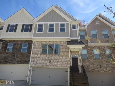 Gainesville Condo/Townhouse New: 3452 Abbey Way