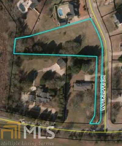Locust Grove Residential Lots & Land For Sale: 111 Wyckliffe Dr