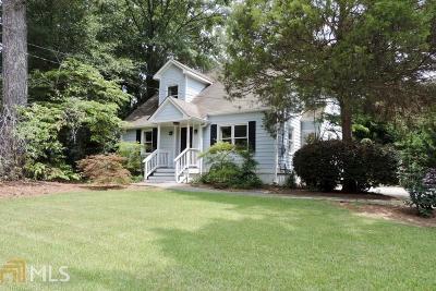 Atlanta Single Family Home New: 2386 Johnson Ferry Road NE