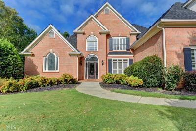 Suwanee Single Family Home For Sale: 5835 Stoneleigh Dr