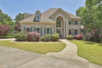 Peachtree City Single Family Home For Sale: 603 Four Winds Pt