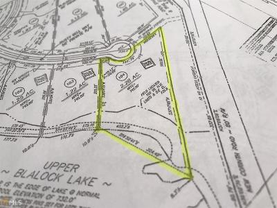 Newnan Residential Lots & Land For Sale: Blalock Lakes Dr #104