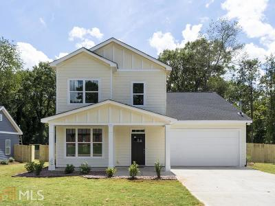 Decatur Single Family Home For Sale: 1967 Cogar Dr