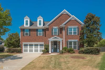 Peachtree City Single Family Home For Sale: 507 Mt Vernon Way