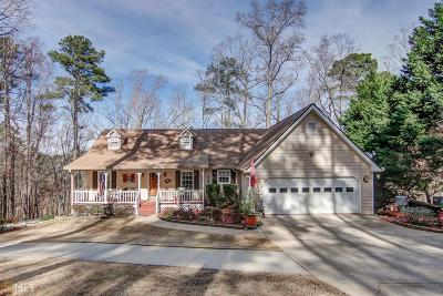 Butts County, Jasper County, Newton County Single Family Home For Sale: 686 Eagle Dr