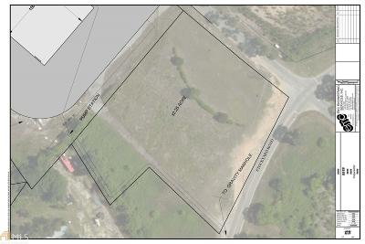 Statesboro Residential Lots & Land For Sale: Miller St And Stockyard Rd