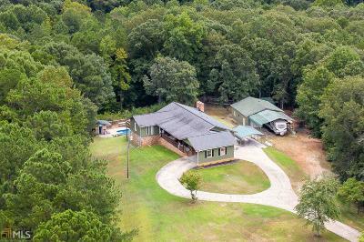Paulding County Single Family Home For Sale: 349 Paul Aiken Rd