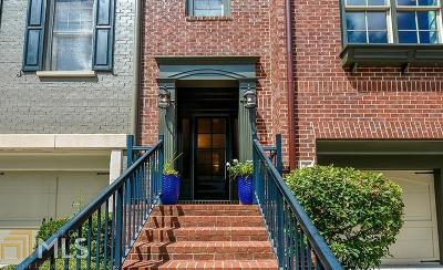 Smyrna Condo/Townhouse Under Contract: 4319 Bridgehaven Dr
