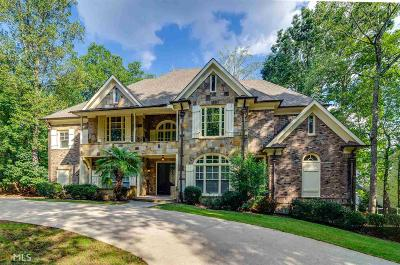 Marietta Single Family Home Under Contract: 59 Shadowlawn