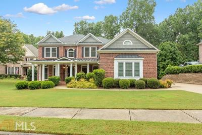 Kennesaw Single Family Home For Sale: 5160 Cherokee Rose Ln