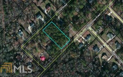 Monticello Residential Lots & Land For Sale: Honeysuckle Rd/Pine St