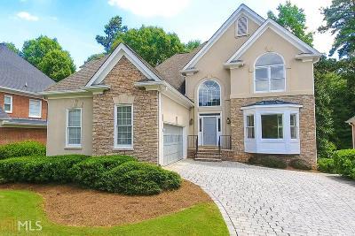 Marietta Single Family Home For Sale: 519 Prentiss Pt