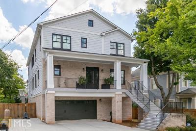 Smyrna Single Family Home For Sale: 4161 Weaver St