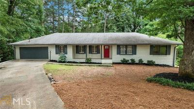 Decatur Single Family Home For Sale: 2785 Hawaii Ct