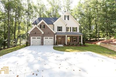 Marietta Single Family Home For Sale: 312 Loring Ct