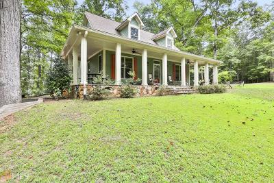 Newnan Single Family Home For Sale: 3098 Happy Valley Cir