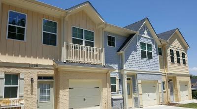 Carroll County, Douglas County, Paulding County Rental For Rent: 262 Stone Ridge Cir #25