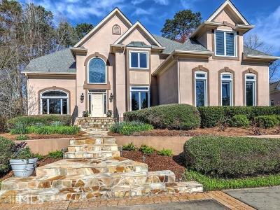 Marietta Single Family Home For Sale: 3344 Brickey Ln