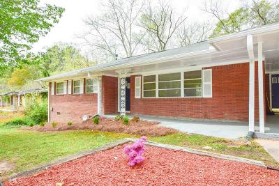 Decatur Single Family Home For Sale: 843 S Candler St
