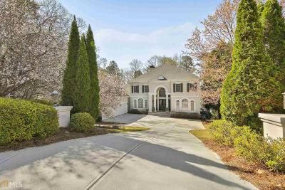Peachtree City Single Family Home For Sale: 220 Newport Dr