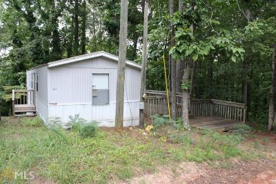 Gainesville  Single Family Home For Sale: 5542 Rikard Dr