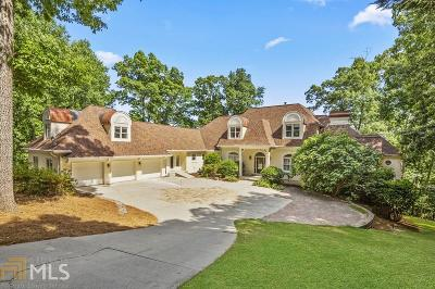 Johns Creek Single Family Home For Sale: 535 Avala Ct