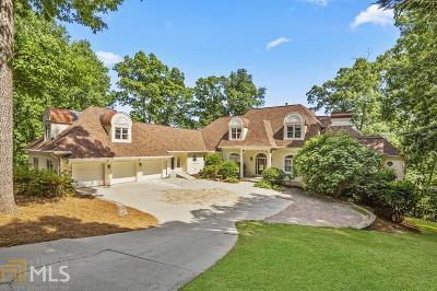 Johns Creek GA Single Family Home For Sale: $1,749,000