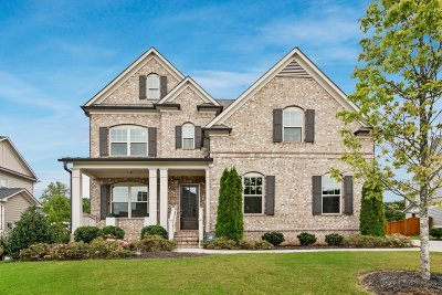 Roswell Single Family Home For Sale: 1010 Etris Manor Dr