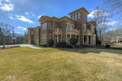 Alpharetta Single Family Home For Sale: 3130 W Addison Dr