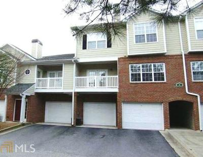 Smyrna Condo/Townhouse For Sale: 105 Spring Heights Ln