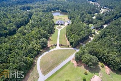 Newnan Single Family Home For Sale: 1498 Happy Valley Cir