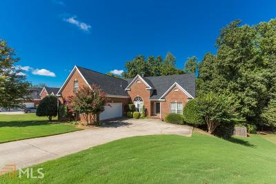 Flowery Branch Single Family Home For Sale: 6218 Saddlehorse Dr