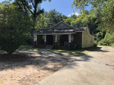 Haddock, Milledgeville, Sparta Single Family Home For Sale: 701 Nelson Rd