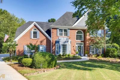 Johns Creek Single Family Home For Sale: 10505 Stonepoint Pl