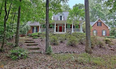 Single Family Home For Sale: 121 Rising Star Rd