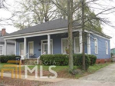 Griffin Multi Family Home For Sale: 514 W Poplar