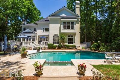 Johns Creek Single Family Home For Sale: 5465 Chelsen Wood Dr