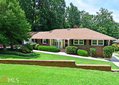 Buford  Single Family Home For Sale: 6041 Blackberry Ln