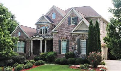 Marietta Single Family Home For Sale: 307 Summer Garden