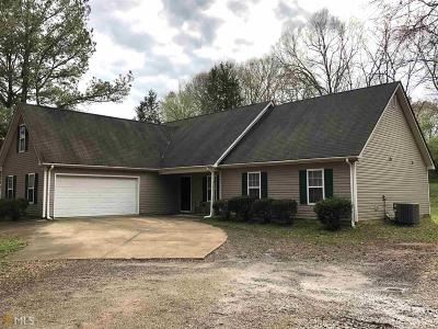 Griffin Single Family Home For Sale: 111 Clifford Cir