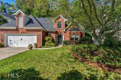 Suwanee Single Family Home For Sale: 2950 Ridge Oak Dr