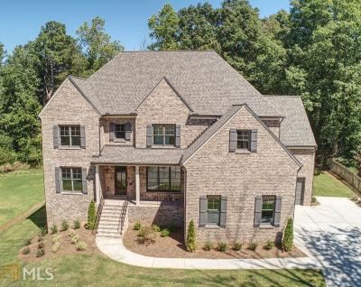 Marietta Single Family Home For Sale: 308 Indian Hills Trl