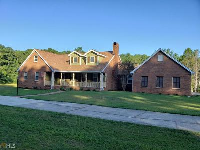 Mcdonough Single Family Home For Sale: 724 Conyers Rd