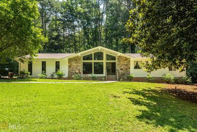 Fayetteville Single Family Home For Sale: 1370 Redwine Rd